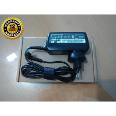 ACER Original Adaptor Charger Laptop Notebook Netbook Aspire One AO 532H - 19V 2.15A Colokan langsung
