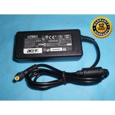 ACER Original Adaptor Charger Laptop Notebook Aspire One z1401 ZG5 A150 A110 Series 19 v 2.1 A Berikut Kabel Power