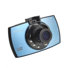 ACOO HD 1080 P LCD Car DVR Dash Camera Crash Cam G-sensor NightVisionHDMI Biru-Intl