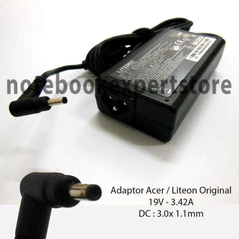 Adaptor Acer Liteon Iconia Aspire S3 S5 P3 Ultrabook Original 19V