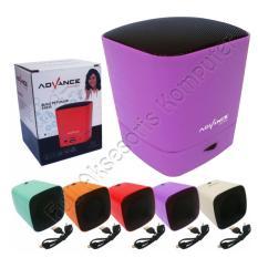 Advance Mini Speaker Portable Bluetooth ES030K - Ungu