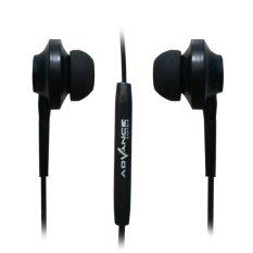 Advance Stereo Headset Mu5 - Hitam