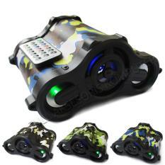 Advance Tentara TP-ONE Speaker Portable with LED - Biru
