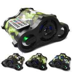 Advance Tentara TP-ONE Speaker Portable with LED - Hijau