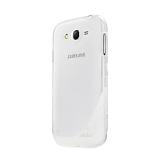 Ahha Moya Gummishell Casing for Samsung Galaxy Grand Neo - Clear