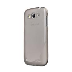 Ahha Moya Gummishell Casing for Samsung Galaxy Grand Neo - Tinted Black