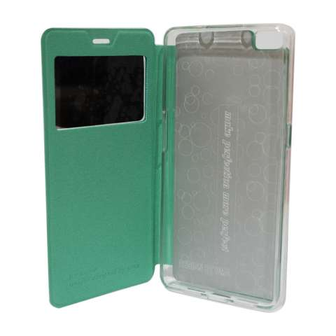 Aimi Leather Cover Vivo Y31 Leather Case Sarung / Flipshell / Flip Cover Kulit / Sarung