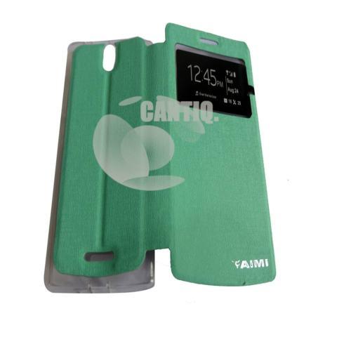 Aimi Oppo Mirror 3 / Oppo R3007 Flipshell / Flip Cover Oppo Mirror 3 / Leather