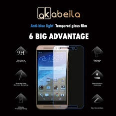 AKABEILA 2PCS Tempered Glass For HTC One M9 HTC One Hima M9 Prime Camera M9u M9x M9s Covers Screen Protector Ultra Thin Delicate Touch Film 2.5D 9H - intl