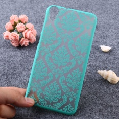 AKABEILA Hollow Flower Phone Cases for HTC Desire 820 D820U D820 D820T 820G 820G+ Dual Sim 5.5 inch Hard Plastic Phone Back Covers Case Bag Housing Protector Shell Hood
