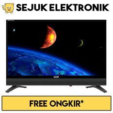 Akari LE-32K88 TV LED Kirana Series Simple Stylish - 32 Inch (JADETABEK ONLY)