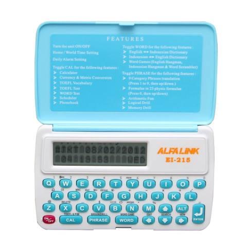 ... Alfalink Kamus Elektronik EI 215