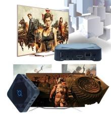 Android TV Box 2/16GB Amlogic S912 Octa Core 4K Android 6.0 TV Box C88 TV Box - intl