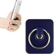 Angibabe Universal 360 Derajat Rotasi Ring Holder/Mobil Cincin Gantung untuk IPhone/IPad/Samsung/HTC/ Nokia/LG Mobile Phone (Biru Tua) -Intl