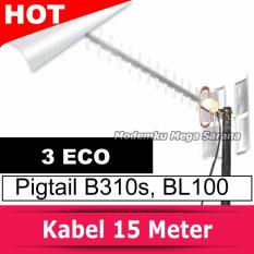 Antena Yagi Extreme 3 Eco Pigtail Router B310s BL100