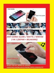 ANTI GORES DEPAN DAN DALAM GLARE MATE BLACKBERRY BB 9630 TOUR 1 000587