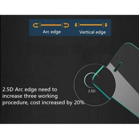 Anti Gores Kaca for Lenovo P70 - Premium Tempered Glass - Round Edge 2.5D -