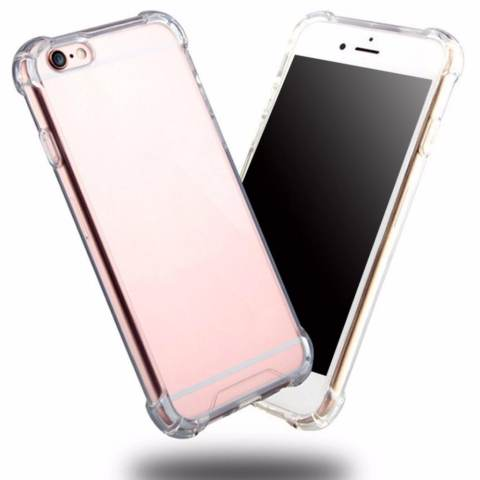 ANTI SHOCK / ANTI CRACK CASEOLOGY FOR OPPO A39 / A57 - CLEAR