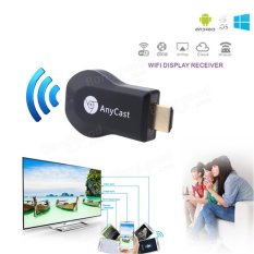 Anycast Ezcast Media TV Stick Push Google WiFi Display Receiver Dongle
