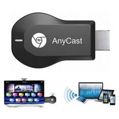 AnyCast Miracast 1080P M2 Plus Wifi HDMI Dongle Tampilan Receiver DLNA TV