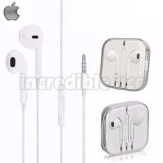 Apple Handsfree - Earpods For Iphone input Jack 3.5mm - Putih