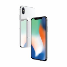 Apple iPhone X 256GB Perak