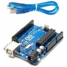 Arduino Uno R3 DIP ATMEGA 328P free usb kabel
