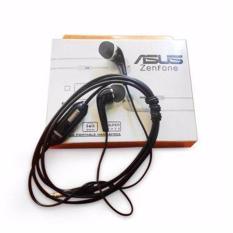 Asus Stereo Handsfree Headset Asus Zenfone Series - Hitam