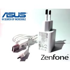 Asus Travel Charger Asus Original Micro USB For All Series Asus Zenfone - Putih