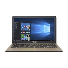 Asus X541NA-BX401T - Intel Celeron N3350 - RAM 4GB - 500GB - 15.6' - Windows 10 - Black