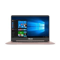 ASUS Zenbook UX410UQ-GV091T Notebook - Gold Rose [I7-7500U/8GB/128GB SSD + 1TB/GT940M-2GB/14