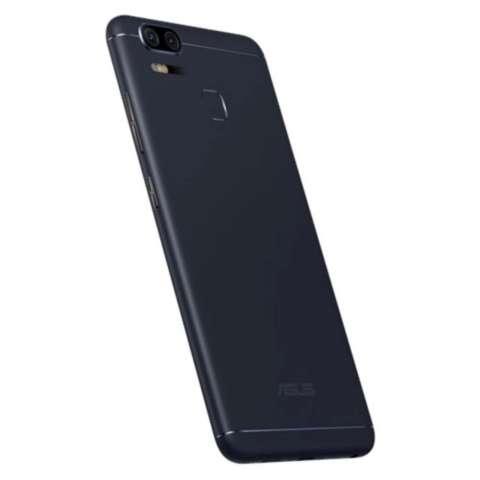 Asus Zenfone Zoom S ZE553KL - Black - Garansi Resmi 3