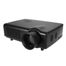 AU PLUG Co680 LCD Projector Media Player 2000 Lumens 800 x 600 Pixels for Home Office Education - intl