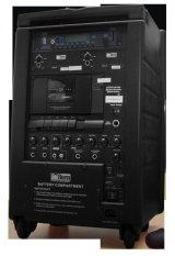 Aubern Portable Audio U1002ST - Hitam