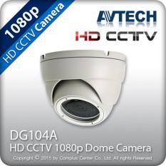 AVTECH DG104A - Camera 2 Mega Piexel HDTVI FULL HD 1080P / AHD camera