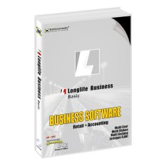 Bamboomedia - Program Penjualan Longlife Business Basic  - Abu-abu