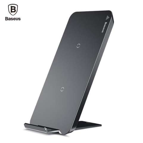 Baseus QI Fast Wireless Charger For Qi-Enabled Phone Wireless Devices