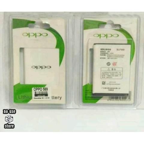 Baterai Oppo Find 7 /Find 7A BLP 569 Original