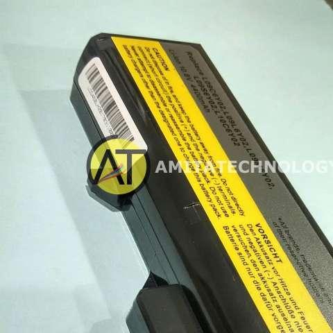 Baterai REPLACEMENT Lenovo G460 Z460 V370 V470 V570 B470 B570 Z570 2