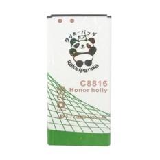 Baterai/Battery Double Power Double Ic Rakkipanda Huawei Honor Holly / Huawei Y550 / Huawei G620 / Huawei G615 / Honor 3C Lite [4000mAh]