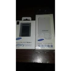 Batre Baterai Samsung Extra Battery Kit Galaxy Note 4 Original/ Destop