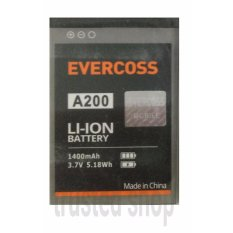 Battery Evercoss A200 Original 1400mAh