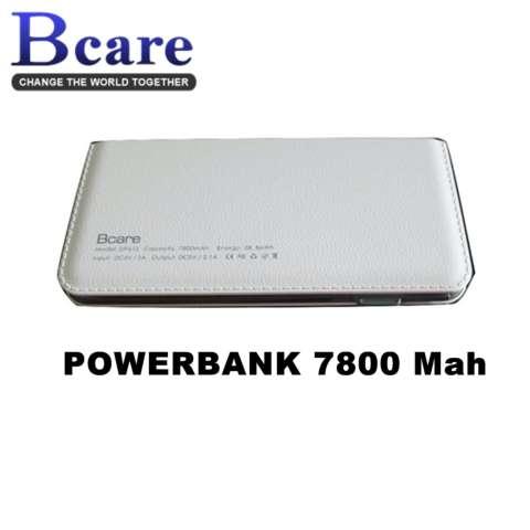 Jual Beli Bcare Slim Leather Case Power Bank 7800 Mah Slim Wlllet Original Putih Harga Rp 169.750