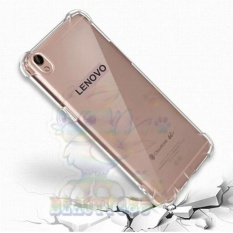 Beauty Case For Lenovo A6000 / Lenovo K3 Anti Crack Lenovo A6000 / Lenovo K3 Ultrathin Anti Shock Elegant Softcase Anti Jamur Anti Crack Air Case 0.3mm / Silicone Lenovo A6000 / Lenovo K3 / Soft Case / Case Hp - Putih Transparant