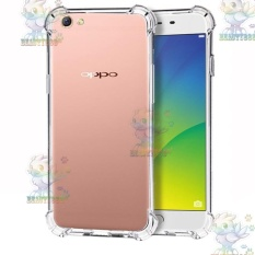 Beauty Case For Oppo F1S A59 Ultrathin Anti Shock / Anti Crack Luxury Softcase Anti Jamur Air Case 0.3mm / Silicone Oppo F1S A59 / Soft Case / Case Hp - Putih Transparant