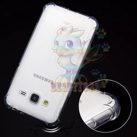 Beauty Case For Samsung Galaxy J5 2016 Ultrathin Anti Shock / Anti Crack Luxury Softcase Anti