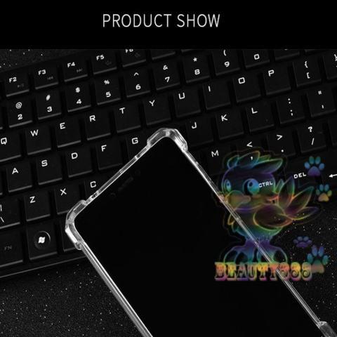 Beauty Case For Xiaomi Redmi 4A Ultrathin Anti Shock / Anti Crack Luxury Softcase Anti Jamur Air Case 0.3mm / Silicone Xiaomi Redmi 4A / Soft Case / Case Hp - Putih Transparant 2
