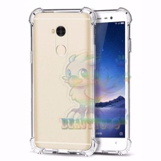 Beauty Case For Xiaomi Redmi Note 4 Ultrathin Anti Shock / Anti Crack Luxury Softcase Anti Jamur Air Case 0.3mm / Silicone Xiaomi Redmi Note 4 / Soft Case / Case Hp - Putih Transparant