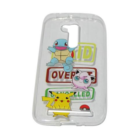 Beauty Ultrathin Case Pokemon For Zenfone Go 4.5 2016 ZB452KG UltraFit Air Case / Jelly case / Soft Case - 8