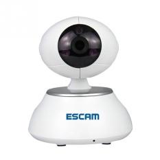 Harga Terbaik QF550 720 P WIFI Inframerah Shaking Head Mesin IndoorNetwork Pemantauan Kamera-Intl